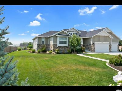 Lehi Single Family Home For Sale: 1467 N 2460 W