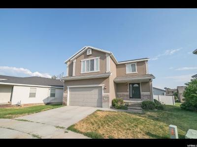 Lehi Single Family Home For Sale: 3463 W Colony Cv N #11 PT