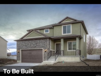 Santaquin Single Family Home For Sale: 339 Stone Dr #133