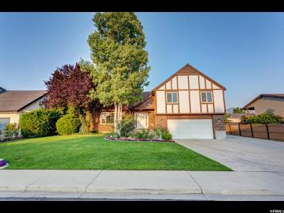 Orem Single Family Home For Sale: 465 S 520 W