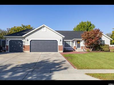 South Jordan Single Family Home For Sale: 9832 S Spruce Dale Dr