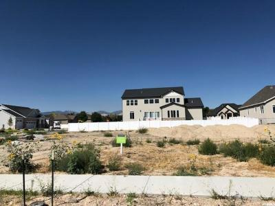 South Jordan Residential Lots & Land For Sale: 10964 S Champ Jasper Way W