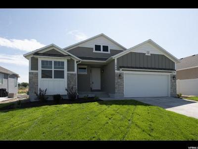 Spanish Fork Single Family Home For Sale: 1554 N 1600 E