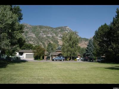 Provo Residential Lots & Land For Sale: 3257 Apache Ln