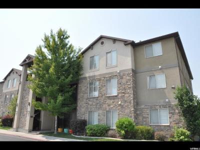 Pleasant Grove Condo For Sale: 582 S 980 St W #75