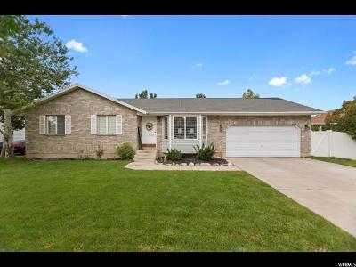 Lehi Single Family Home For Sale: 2321 N 1200 E