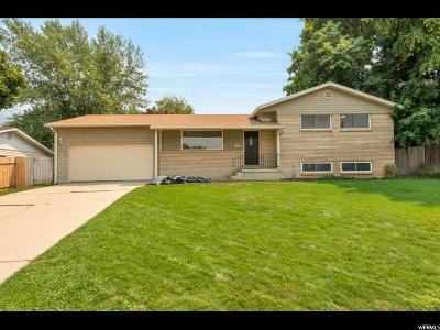Cottonwood Heights UT Single Family Home For Sale: $420,000