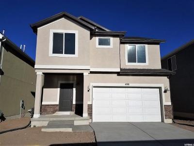 Saratoga Springs Single Family Home For Sale: 417 S Pegasus Way #417