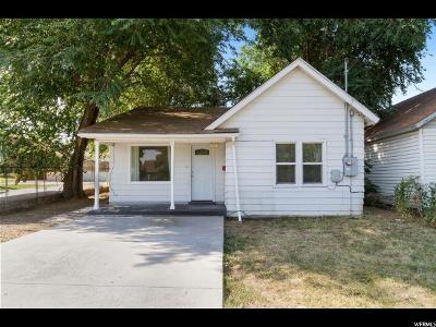 Tooele UT Single Family Home For Sale: $190,000