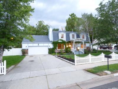 Sandy UT Single Family Home For Sale: $459,000