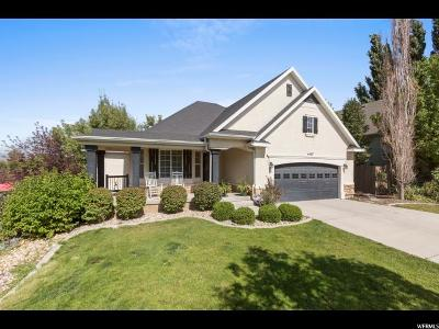 Lehi Single Family Home For Sale: 4447 N Country Wood Dr W
