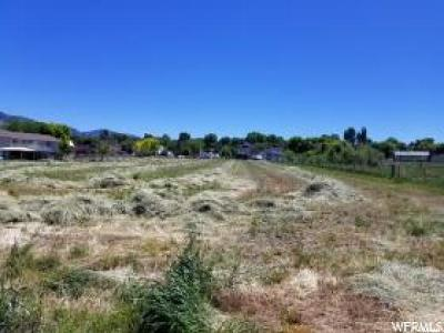 Hyrum Residential Lots & Land For Sale: 162 E 200 N