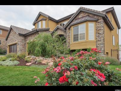 Lehi Single Family Home For Sale: 2163 W Shadow Wood Dr