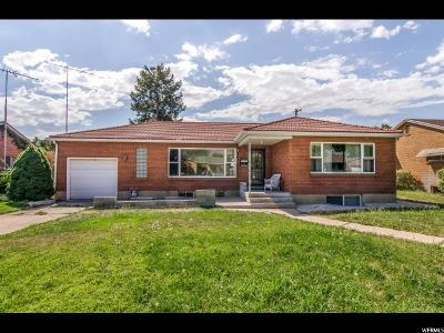 Orem Single Family Home For Sale: 646 S 560 E