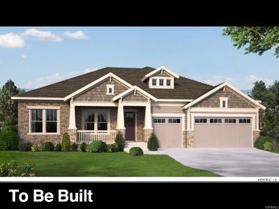 Draper Single Family Home For Sale: 907 E Deer Vista Ct E #415