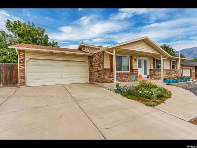 Orem Single Family Home For Sale: 340 W 765 S