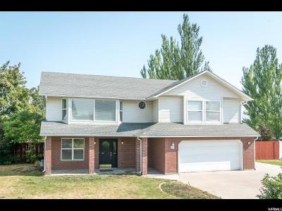 Nibley Single Family Home For Sale: 515 W 2850 S
