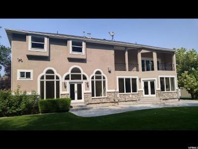 Provo Townhouse For Sale: 1112 S 1000 E #5