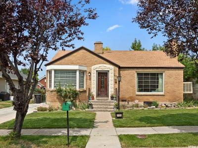 Payson Single Family Home For Sale: 170 W 100 S