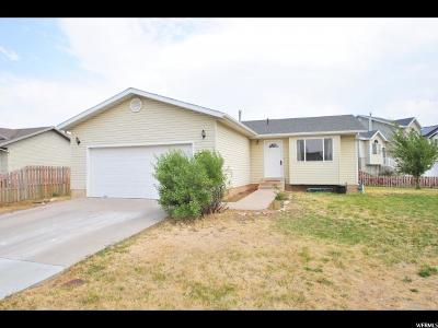 Hyrum Single Family Home For Sale: 1109 Rocky Mtn Way