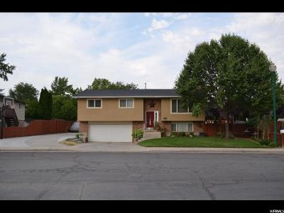 Orem Single Family Home For Sale: 1561 N 1040 W