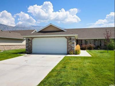 American Fork Single Family Home For Sale: 613 S 1040 E #34