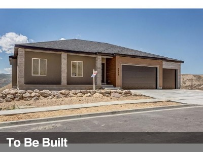 Lehi Single Family Home For Sale: 5428 N Meadowlark Ln #19