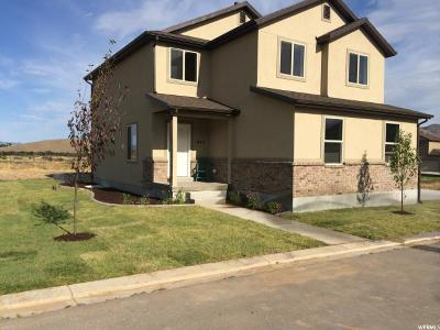 Santaquin Single Family Home For Sale: 943 N 90 W