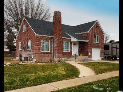 Single Family Home For Sale: 531 N 200 E