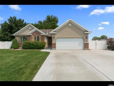 Lehi Single Family Home For Sale: 1908 N 1150 E