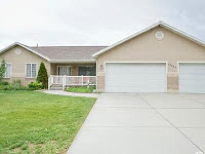 Riverton Single Family Home For Sale: 12257 S 1740 W
