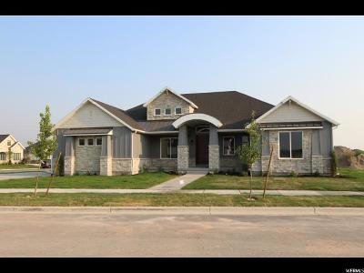 Pleasant Grove Single Family Home For Sale: 1561 W 3040 N