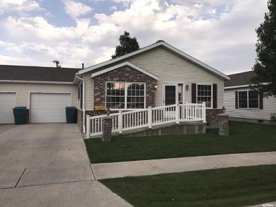 Preston Single Family Home For Sale: 80 E 300 N #4