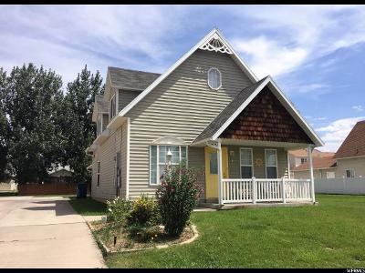 Spanish Fork Single Family Home For Sale: 34 N 710 W