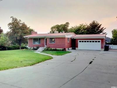 Smithfield Single Family Home For Sale: 279 N 200 E