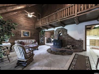 Herriman Single Family Home For Sale: 7139 W Gina Rd