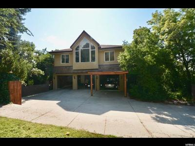 Cottonwood Heights UT Single Family Home For Sale: $965,000