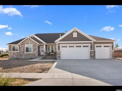 Lehi Single Family Home For Sale: 1288 S 910 W