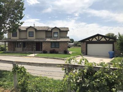 Lehi Single Family Home For Sale: 8845 W 8800 N