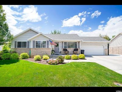 Pleasant Grove Single Family Home For Sale: 1163 N 200 NW W