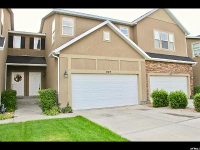 Spanish Fork Townhouse For Sale: 927 S 1830 E