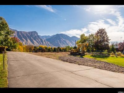 Orem Residential Lots & Land For Sale: 1089 S Carterville Rd