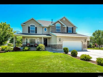 Single Family Home For Sale: 9774 N 5580 W