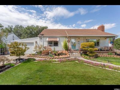 Midvale Single Family Home For Sale: 8082 S Adams St W