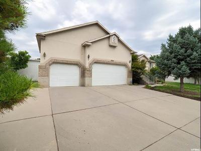 Salt Lake City Single Family Home For Sale: 1924 W Lieutenant Rd N