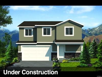 West Jordan Single Family Home For Sale: 6792 W Hera Way S #22