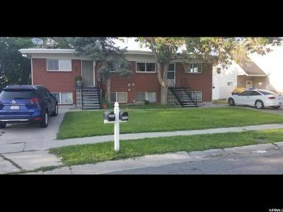 West Valley City Multi Family Home For Sale: 2590 W Robin Rd S