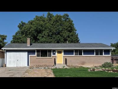 Spanish Fork Single Family Home For Sale: 712 S 1650 E