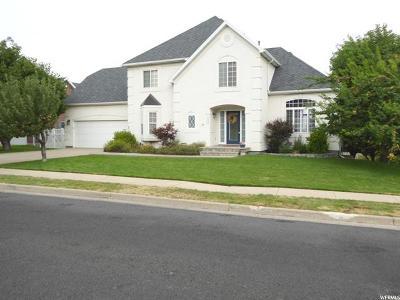 Logan Single Family Home For Sale: 1535 Quail Way