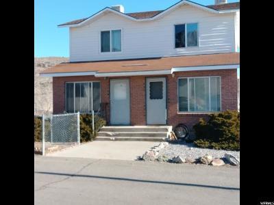 Wendover Multi Family Home For Sale: 152 E Gardenia Way N